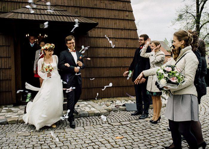 Fotograf ślubny Gliwice | Marcelina & Dawid