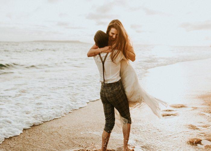Zagraniczna sesja ślubna | Magda & Samuel | Durdle Door